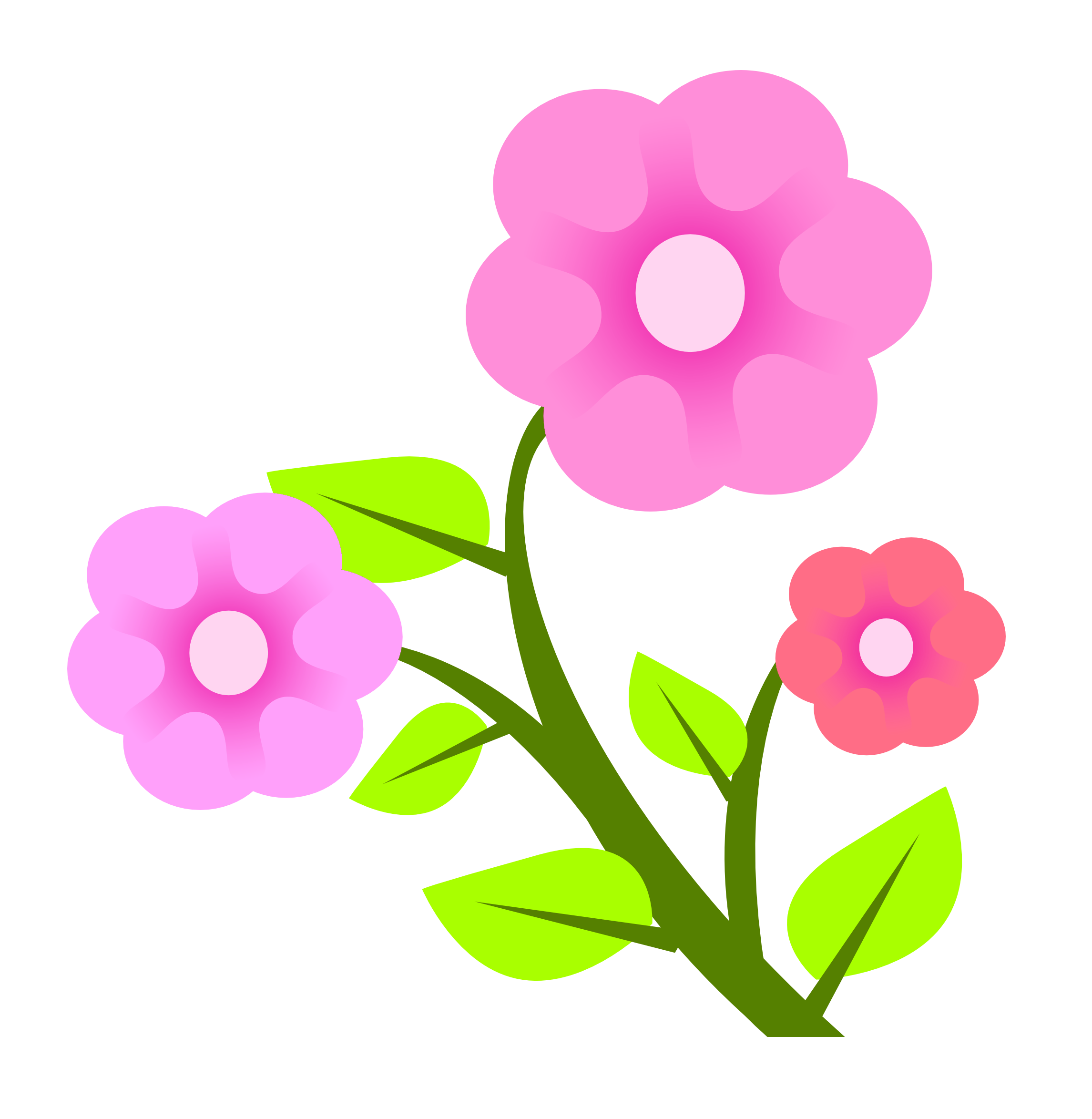 purepng.com flower vectorflower clipart vector floral 961524679753a0e8b