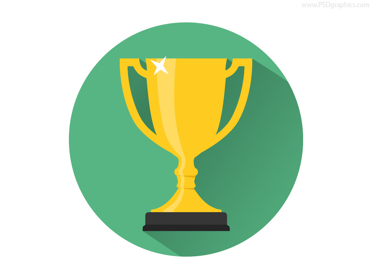 trophy award icon